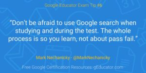 Certification Tips - Mark Nechanicky