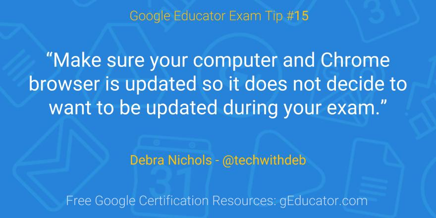 Level 1 Google Certification Tips