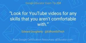 Level 1 Certification Tips