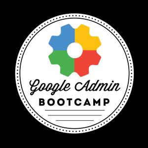 Google Admin Bootcamp - badge