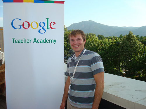 John Sowash, Google Teacher Academy, 2009