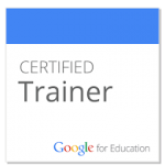 Google Certified Educator - Certified Trainer