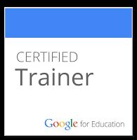 Google Certified Educator - Certified Trainer