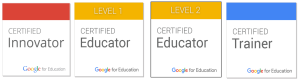 Google Certification Badges