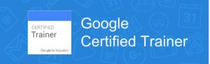 Google Certifications - Certified Trainer