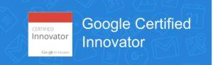 Google Certifications - Certified Innovator