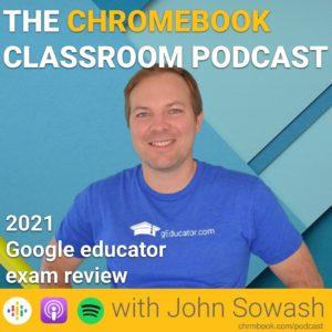 2021 Google educator exam review
